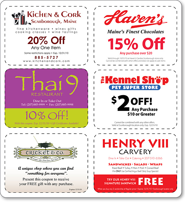 Gateway Shoppes Coupons 2010