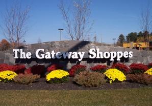 Gateway Shoppes Entrance