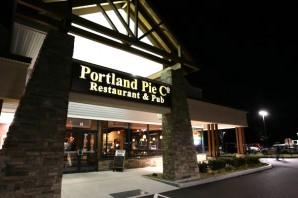 Portland Pie Co. Entrance